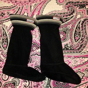 NWOT Hunter Original Tall Boot Socks